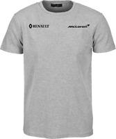 McLaren RENAULT F1 team T shirt * Alonso * formula * racing * driver * quality