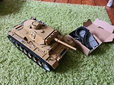Verkaufe heng long Panzer 4  1/16 RC Panzer metall Ketten und Getriebe
