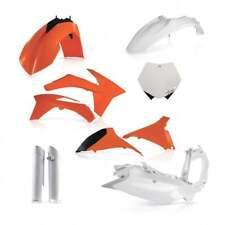 Acerbis Full Plastics Kit - KTM SX 125-250 2012, SXF 250-505 2011-12 - OEM '12