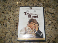 Two for the Road, Comedy Romance Infidelity Audrey Hepburn Albert Finney DVD