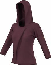Womens Adidas Adizero Hoodie Pullover top Shirt Tennis Yoga Running S Reg$75