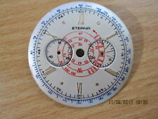 VINTAGE, ETERNA CHRONOGRAPH WRISTWATCH DIAL V-69?