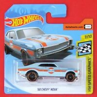 Hot Wheels 2019   ´68 CHEVY NOVA  67/250 NEU&OVP.