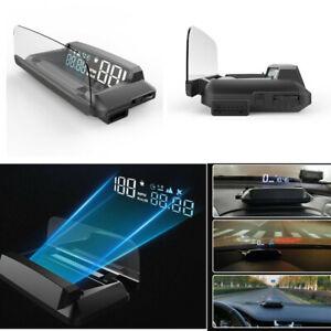 Universal Digital Car Motorcycle Boat GPS Speedometer Speed Display KM/h MPH