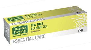 Thursday Plantation Antibacterial Tea Tree Blemish Gel - Tea Tree 25g