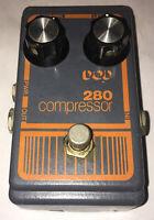 DOD Digitech 280 Compressor, Grey; Vintage Guitar Effects Pedal *USA*
