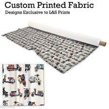 Telas y tejidos de rayas de tela por metros de poliéster para costura y mercería