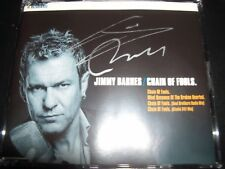Jimmy Barnes Of Cold Chisel Chain Of Fools Signed Autographed CD Single -