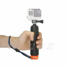 FLOATING Hand Grip per GoPro Hero 5 GALLEGGIANTE BOBBER Stick per GO PRO SJCAM MANIGLIA P