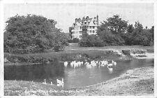 POSTCARD     HAMPSHIRE    BROKENHURST   Balmer  Lawn  Hotel