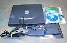 Dell Inspiron PP01X I8200 Laptop Pentium 4 Paperwork Charger CD Drive READ 11