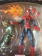 Marvel Legends Amazing Spider-Man 2 Infinite Series BAF Green Goblin Damaged Box