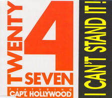 Twenty 4 Seven Featuring Capt. Hollywood Maxi CD I Can't Stand It! - Europe