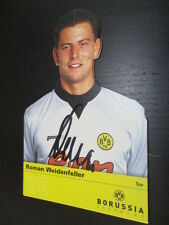 55391 Roman Weidenfeller DFB Borussia Dortmund original signierte Sonderkarte