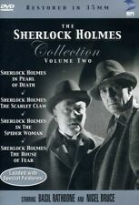 The Sherlock Holmes Collection: Volume 2 [New DVD] Boxed Set