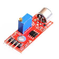 CW_Microphone Amplifier Sensor AVR PIC High Sensitivity Sound Detection Module