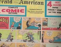 Syracuse Herald American Sunday Comics February 5 1967 Pogo Prince Valiant
