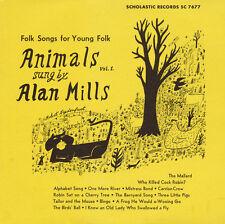 Alan Mills - Animals, Vol.1 [New CD]