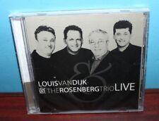 Rosenberg Trio Live by Louis van Dijk (CD, Feb-2007, Seoul Records (Hong Kong))