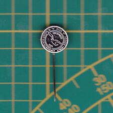 KLM pin stick badge 60's Amsterdam Biak Sydney aviation