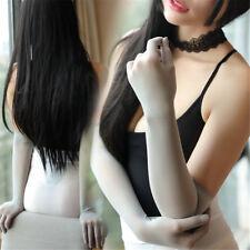 Ladies Sheer Seamless Long Gloves Affordable Bridal Pantyhose Tights Stockings