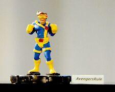 Marvel Universe Heroclix 105 Cyclops Veteran