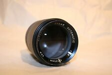 Sakar F2.8 135MM Automatic Telephoto Lens For Canon - Vintage