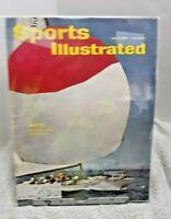 Sports Illustrated July 9 1962 Gretel Australia Boat Sailing vintage