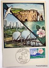 FRANCE HAUTE NORMANDIE CPA Carte Postale Maximum  yt 1992