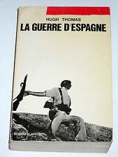 LA GUERRE D'ESPAGNE 1936-1939 Franco Emilio Mola Front populaire Bataille d'Irun