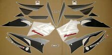 GSX 1300R Hayabusa 2005 full decals stickers graphics set kit motorrad adhesivi