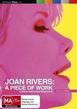 Joan Rivers - A Piece Of Work (DVD, 2011)
