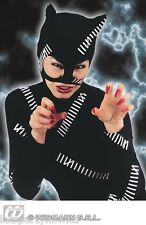 CATWOMAN OVERHEAD MASK CATWOMAN MOVIE LADIES CARNIVAL FANCY DRESS ACCESSORY