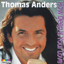 THOMAS ANDERS - CD - HOW DEEP IS YOUR LOVE
