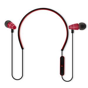 Wireless Sport Earphones Stereo Bluetooth Earbuds Headset Headphone Neckband