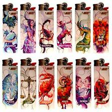 12 - Bic Astrology Lighters