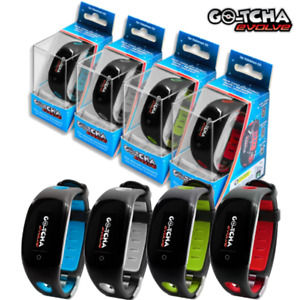 DATEL GO-TCHA GOTCHA EVOLVE LED-TOUCH WRISTBAND WATCH FOR POKEMON GO - 4 COLOURS