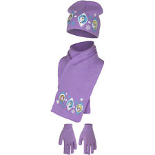 Disney Frozen Ice Queen Hat with gloves and Scarf in the Set Elsa Anna