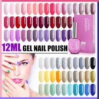 Lavender Violets 12ml UV LED Soak Off Nail Gel Polish Professional 150+ Colours