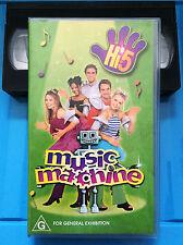 Hi 5 - MUSIC MACHINE - VHS