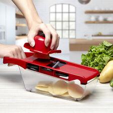 Vegetable Slicer Grater Mandoline Peeler Cutter Kitchen Carrot Onion Fruit Tools