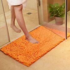 Bathroom Anti-Slip Bath Toilet Carpet Shower Chenille Rug Durable Soft Homemat