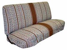 Universal Baja Saddle Blanket Bench Full Size Seat Cover For Fordchevroletdodge