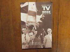 July 20-1969 Lancaster TV Week Maga(APOLLO 11/NEIL ARMSTRONG/MANNIX/MIKE CONNORS