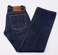 NWT $180 JEAN SHOP Classic-Fit Selvedge Denim Jeans 27 x 30 Made in USA