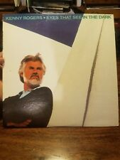 Kenny Rogers Eyes That See in the Dark LP 1983 RCA Records EX/EX