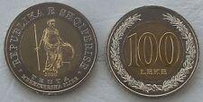 Albania/Albania 100 Leke 2000 p80 unz.