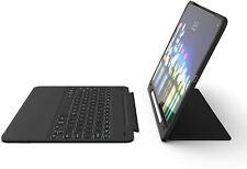 """Libro Zagg Slim ir combinado Estuche Teclado Inalámbrico Ultra Delgado Con Bisagras iPad Pro 12.9"""""""