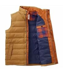 Timberland Men's MT Davis Waxed Down Vest Style A1CAD. Size: S