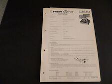 Original Service Manual Philips 22 GF 443